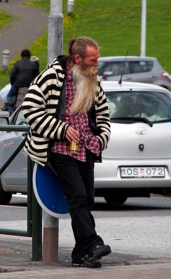 Reykjavik hipster