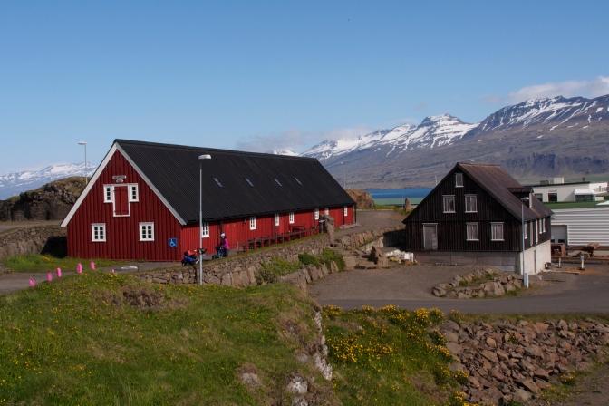 Downtown Breiddalsvik