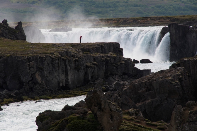 Godafoss on the River Sk‡lfandaflj—t