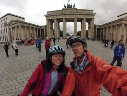 And then we took Berlin.