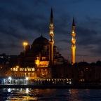 Wandering Around Istanbul
