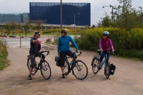 Cycling in Copenhagen
