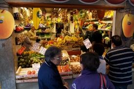 Mercato in Venice.