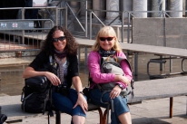 Jan and Ivona in Piazza San Marco.