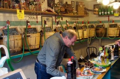 Wine merchant.