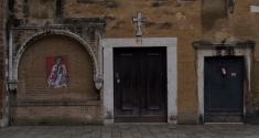 Campo doorways.