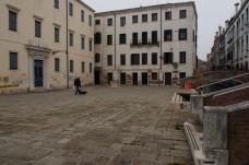 Campo off Calle Tedeum.