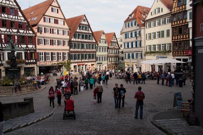 Downtown Tübingen