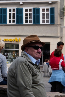 Tübingen Hipster.