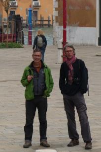 Paul and Gary.