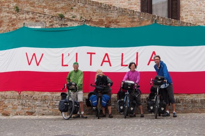 Viva L'Italia.