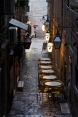 Dubrovnik cafe.