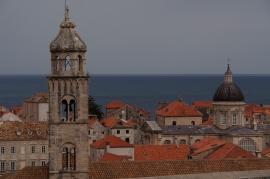 Dubrovnik roof tops.