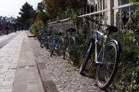 Shkodra bicycles.
