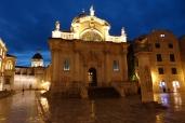 St. Blaise Church in Dubrovnik.