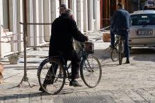 Shkodra cyclists.