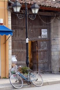 Shkodra bicycle.