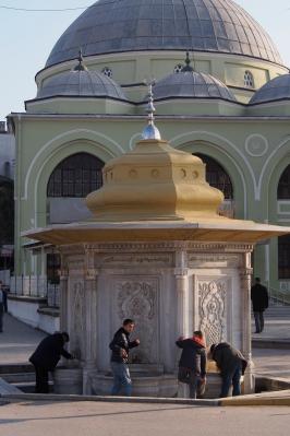Bandirma mosque.