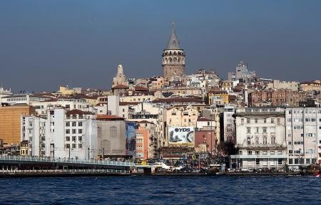Galata in Istanbul.