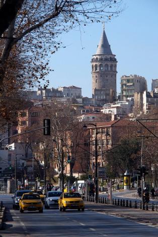 Galata Tower.