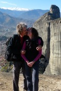 Meteorea kiss.