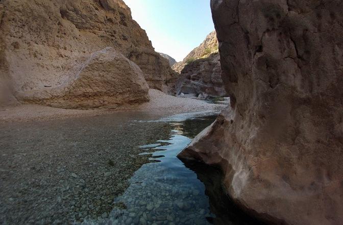 Wadi Shab.