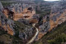 Alquezar canyons.
