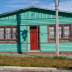 Puerto Natales East Side Green