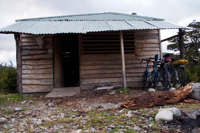 Refugio de Ciclista.