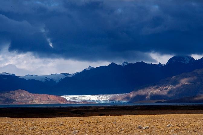 Glaciar Viedma.