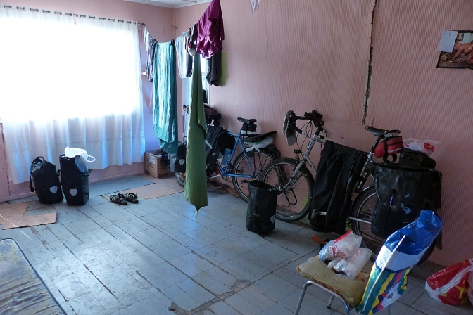 Inside Casa de Mario.