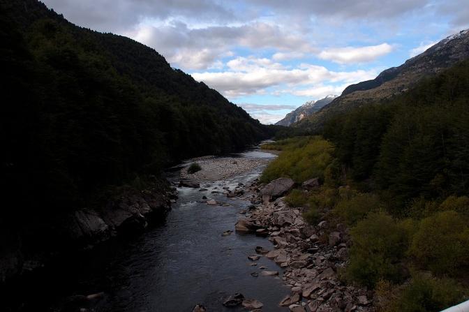 Rio Mañ–ihuales.