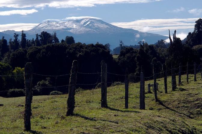Puyehue Volcano Complex.