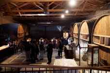 Tasting room at Bodega San FelipŽé.