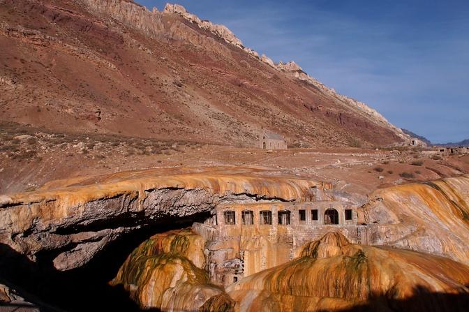 Puente del Inca.