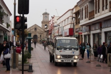 Downtown La Serena.