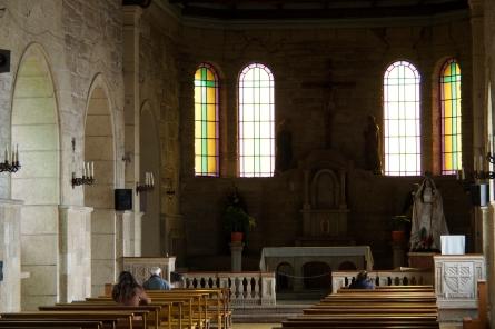 Iglesia Santo Domingo built in 1755.
