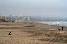 La Serena beach.