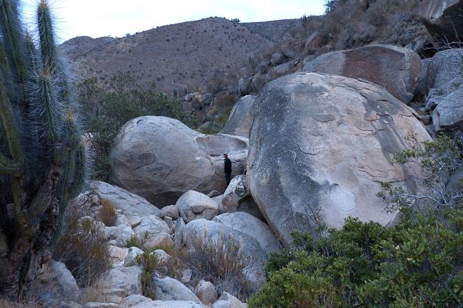 Valle Del Encanto.