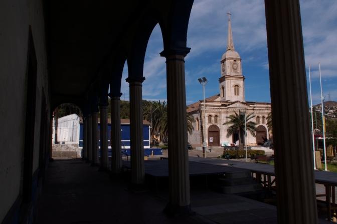Freirina Plaza des Armas.