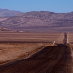 North into the Atacama