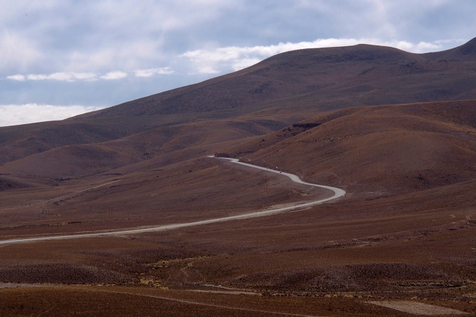 Ruta 5 northwest of Uyuni