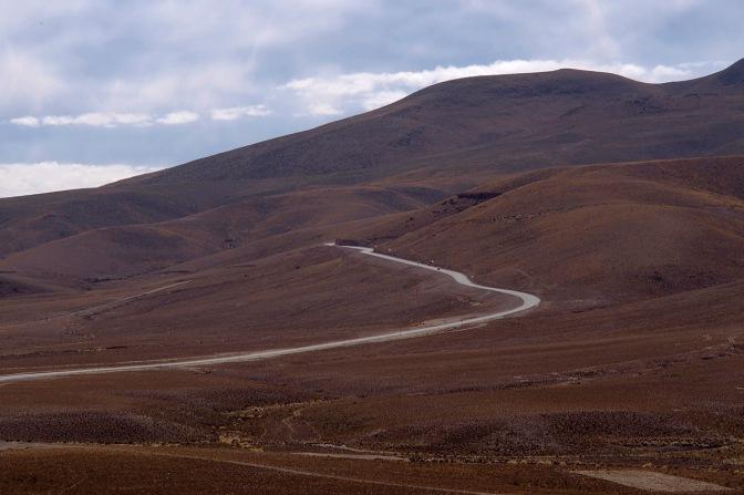 Ruta 5 northwest of Uyuni
