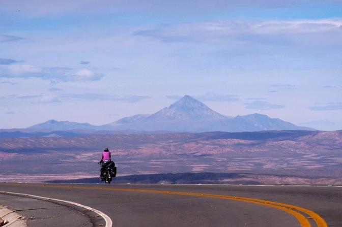 Plateau northwest of Uyuni.