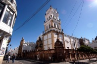 Sucre Cathedral.