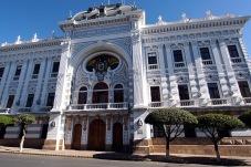 Prefectura del departamento.