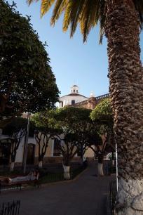 Plaza Cochabamba.