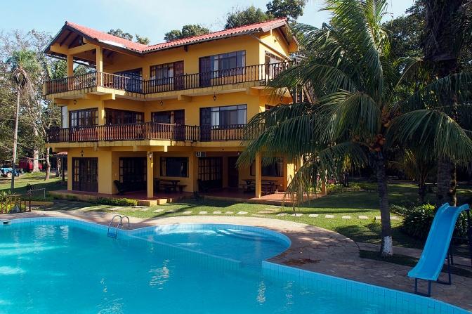 Buena Vista Hotel.