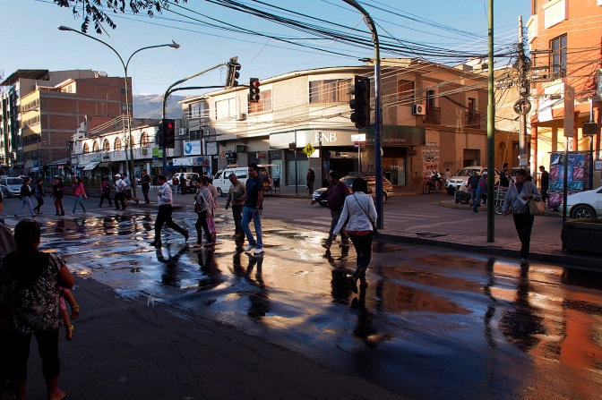 Central Cochabamba.
