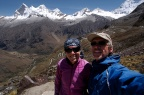 Cycling the Cordillera Blanca